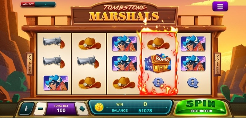 Epicwin-Tombstone marshals